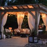 5 outdoor sitting idea